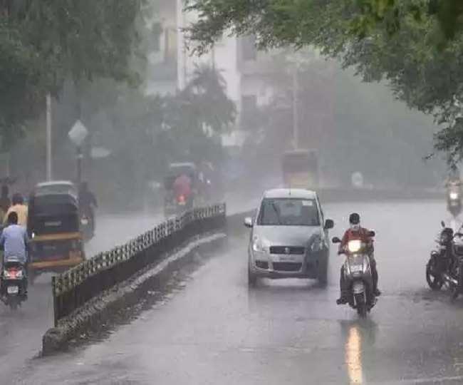 Weather Forecast: दिल्ली-एनसीआर में गरज के साथ बारिश, मौसम विभाग ने इन राज्यों के लिए जारी किया अलर्ट