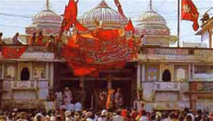 Rajasthan : करौली जिले में कैला देवी का नवरात्रा लक्खी मेला कोरोना के चलते स्थगित-Hindi News