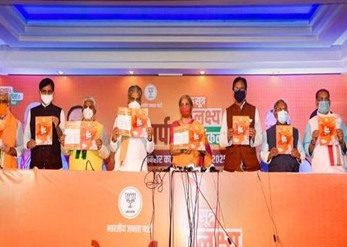 पुडुचेरी विधानसभा चुनाव 2021: सीतारमण ने जारी किया भाजपा का घोषणापत्र, 2.5 लाख नौकरियों का वादा-Hindi News