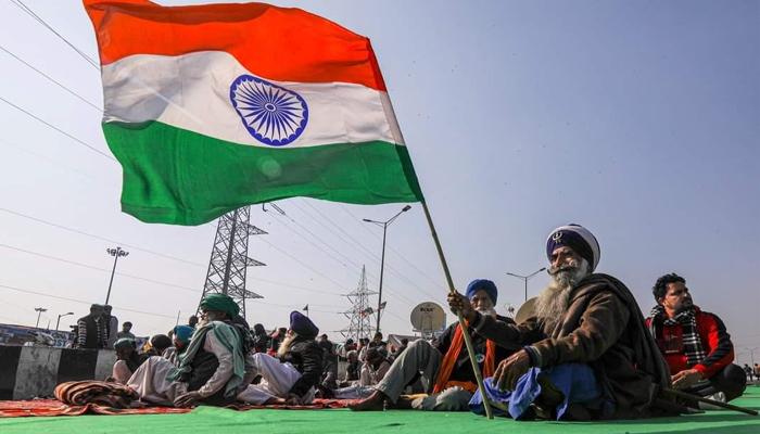 किसानों का भारत बंद, सड़क व रेल रोके-Hindi News