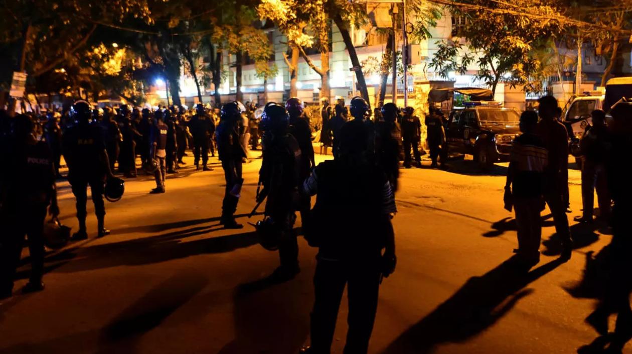 शेख हसीना सरकार गिराने की साजिश का हिस्सा था पीएम नरेन्द्र मोदी की यात्रा पर हमला , 600 के विरुद्ध प्रकरण दर्ज-Hindi News