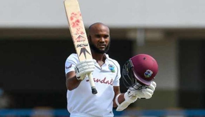 Antiga test match: वेस्टइंडीज की पहली पारी 354 पर ढेर, श्रीलंका ने बनाए 3/136-Hindi News