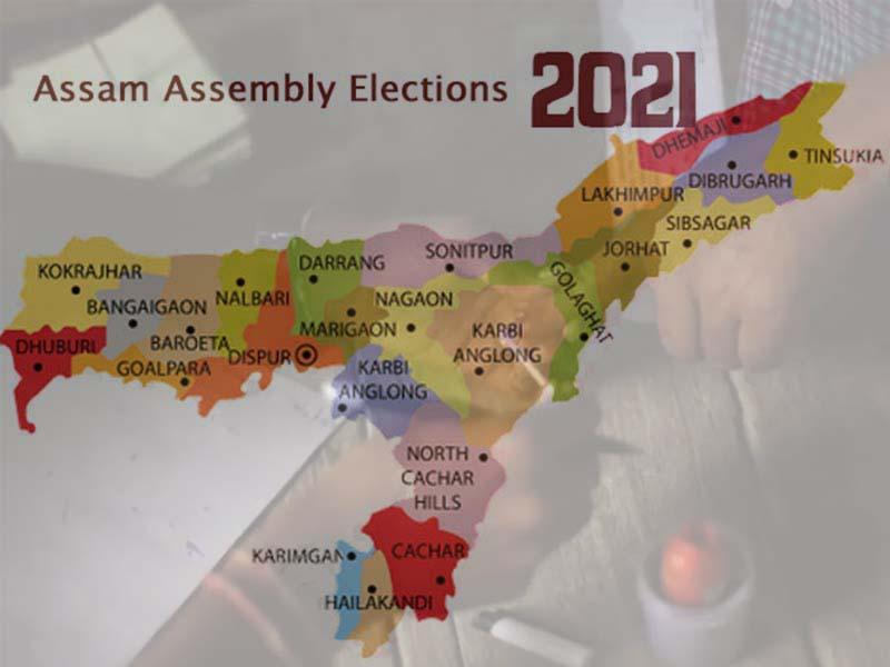 Assam Election 2021 दूसरा चरण : आपराधिक छवि वालों में बीजेपी नम्बर वन, हर 10वां उम्मीदवार मुकदमे में और हर 5वां करोड़पति, 61 प्रतिशत ग्रेजुएट भी नहीं-Hindi News
