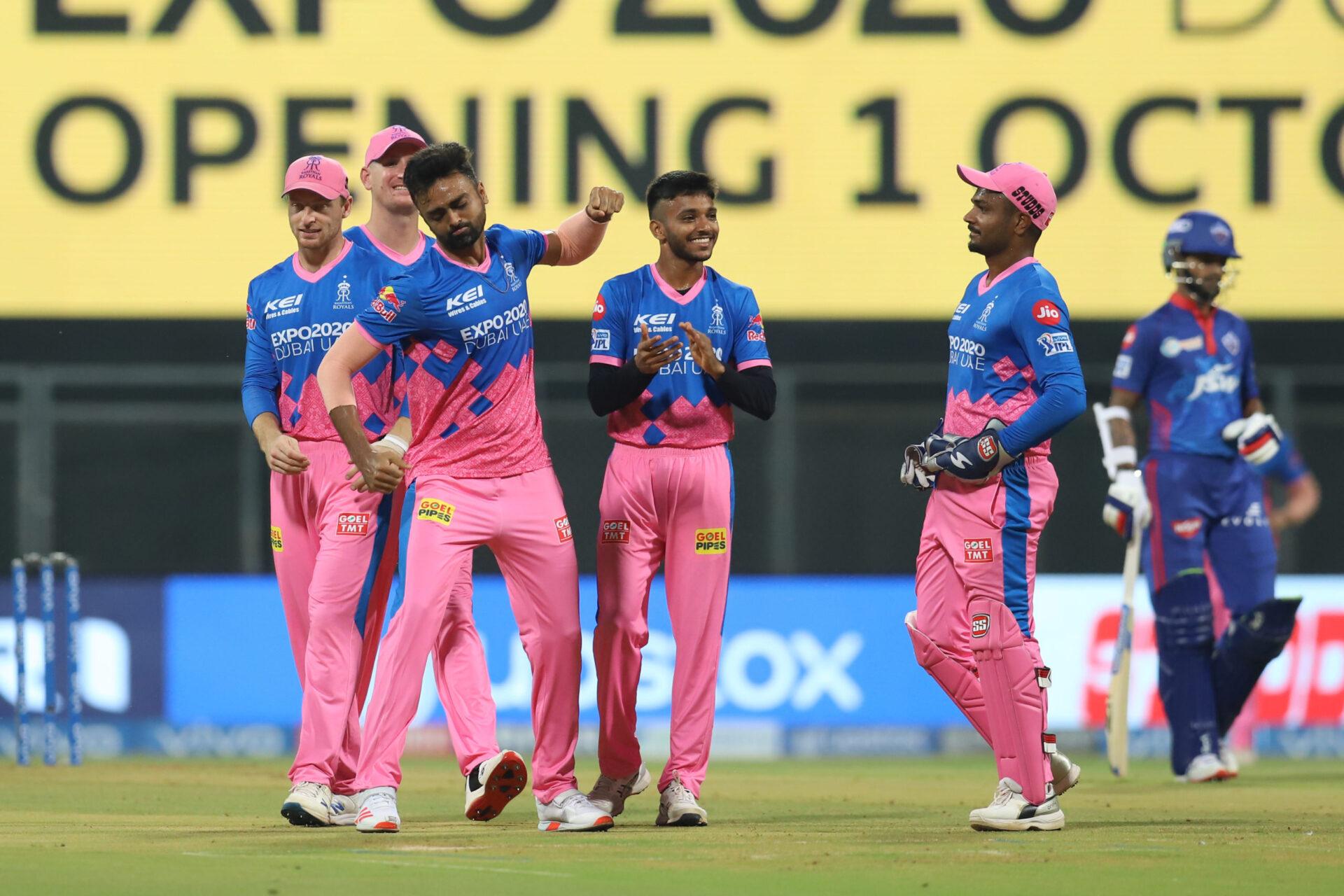 IPL 2021 : क्रिस मॉरिस की ताबड़तोड़ पारी से राजस्थान ने दिल्ली को 3 विकेट से हराया, आखिरी ओवर में छक्का जड़ दिलाई विजय-Hindi News