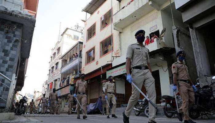 मध्य प्रदेश के चार शहरों में लॉकडाउन बढ़ा-Hindi News
