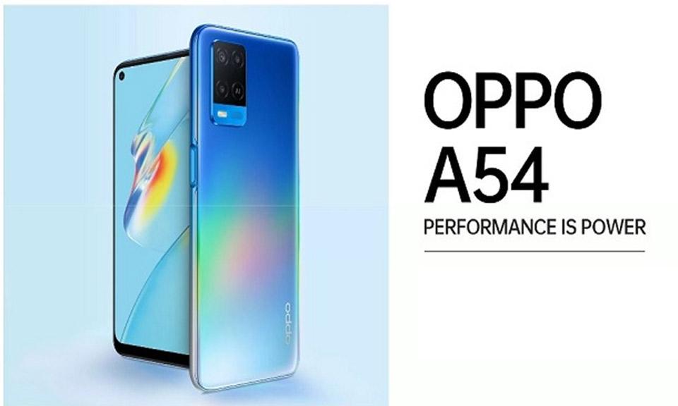 5000 mAH बैटरी, ट्रिपल रियर कैमरा के साथ Oppo ए54 भारत में लॉन्च, जानें कीमत-Hindi News