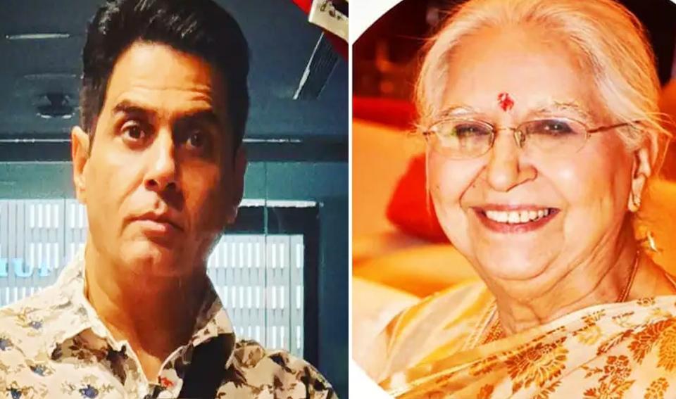 पाॅपुलर एक्टर अमन वर्मा की मां का निधन, इमोशनल पोस्ट शेयर कर दी श्रद्धांजलि-Hindi News
