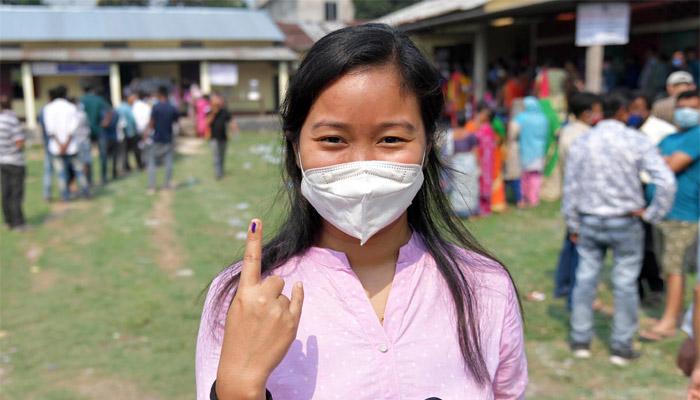 महामारी के बीच सातवें चरण का मतदान आज-Hindi News