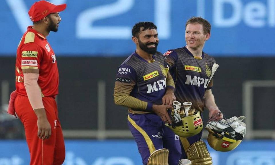 IPL 2021 : पंजाब किंग्स पर जीत के साथ पांचवें स्थान पर पहुंचा कोलकाता नाइट राइडर्स-Hindi News
