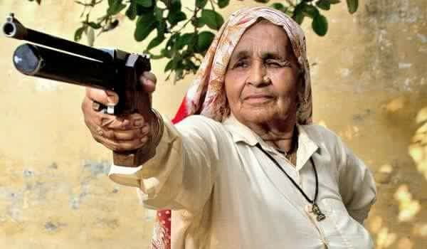 'शूटर दादी' Corona Positive होने के बाद अस्पताल में भर्ती, लोग कर रहे जल्द स्वस्थ होने की कामना-Hindi News