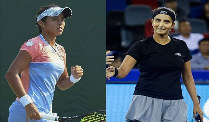 Women's Tennis : टेनिस खिलाड़ी सानिया और अंकिता बिली जीन किंग कप के लिए तैयार-Hindi News