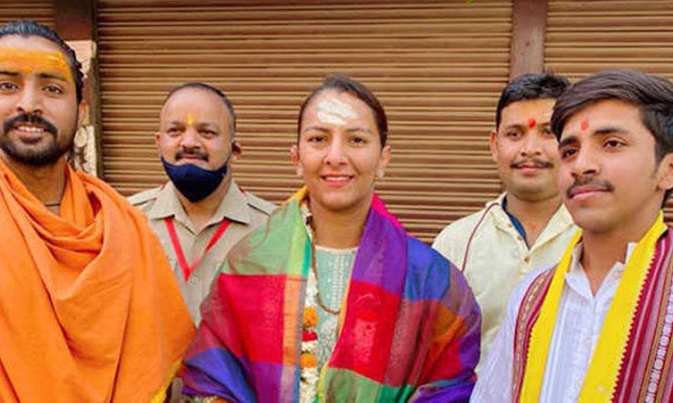 Tokyo Olympic : इंटरनेशनल वूमेन रेसलर गीता फोगाट ने कहा, भारतीय महिला खिलाड़ी ओलम्पिक में धमाका करने के लिए तैयार-Hindi News