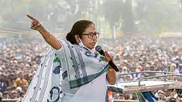 बंगाल और दिल्ली जीतने का ममता का दावा-Hindi News