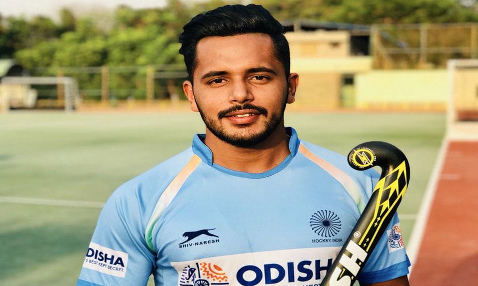 Indian Men's Hockey : डिफेंडर हरमनप्रीत सिंह ने कहा, टोक्यो ओलंपिक के लिहाज से अर्जेंटीना दौरा महत्वपूर्ण-Hindi News