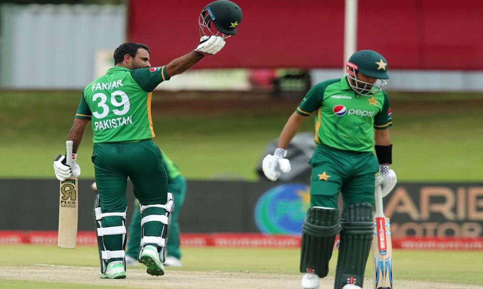 Centurion ODI: फखर जमान का शतक, पाकिस्तान ने दक्षिण अफ्रीका को दिया 321 रनों का लक्ष्य-Hindi News