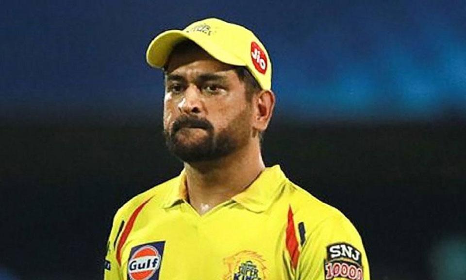 Chennai Super King : दिल्ली के खिलाफ धीमी ओवर गति के कारण CSK के कप्तान धोनी पर जुर्माना-Hindi News