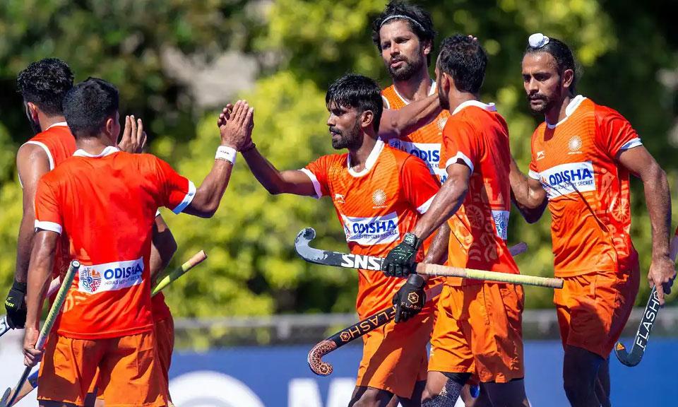 Hockey Pro League : भारत ने शूट आउट में ओलम्पिक चैंपियन अर्जेंटीना को 3-2 से हराकर बोनस अंक भी हासिल किया-Hindi News