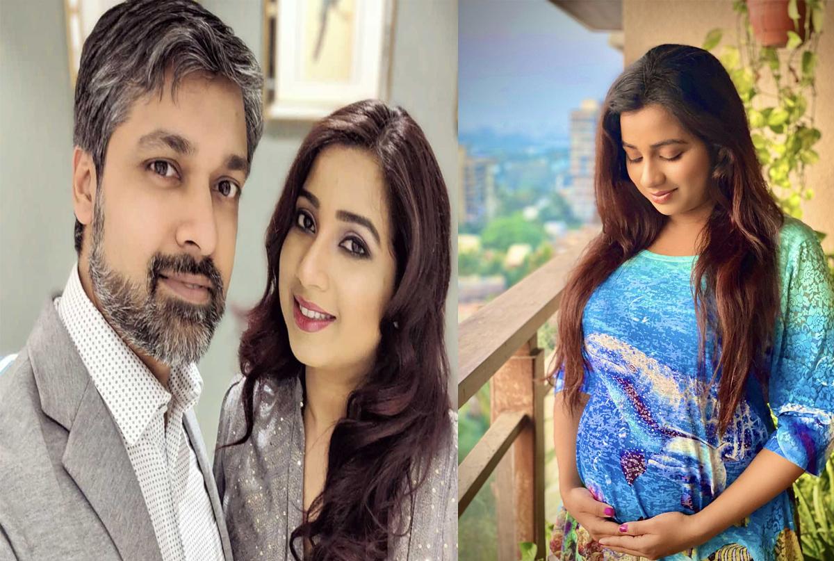 बाॅलीवुड की मशहूर सिंगर Shreya Ghoshal बनी मां, घर आया नन्हा मेहमान-Hindi News