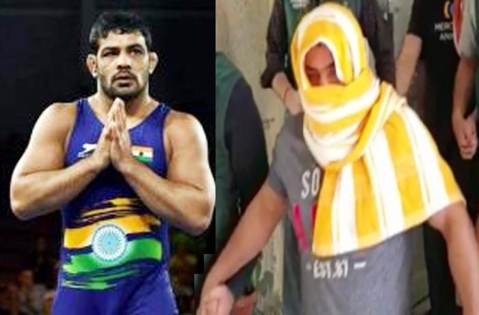 हिरासत में पूरी रात जागे पहलवान Sushil Kumar, नहीं खाया खाना, रोते हुए बोले- मारना नहीं सिर्फ डराना चाहता था-Hindi News