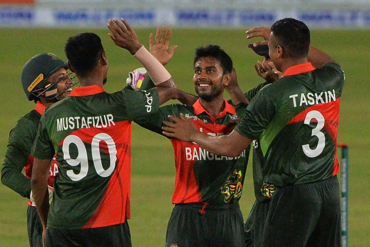 बांग्लादेश ने श्रीलंका पर ढाया कहर, 103 रनों से हराकर जीती ODI सीरीज-Hindi News
