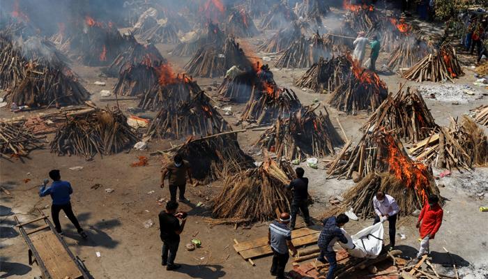 Corona: दुनिया हैरान भारत में कितने मरे,  42 लाख की मौत का अनुमान-Hindi News