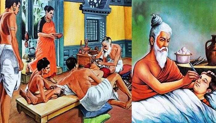 आइये जानते है आयुर्वेद का इतिहास, हजारों साल पहले भी की जाती थी सर्जरी ..-Hindi News
