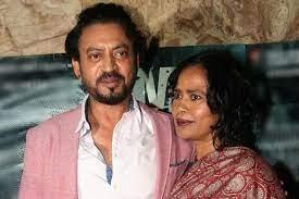 रिश्तेदार की मौत पर Irrfan Khan की पत्नी सुतापा सिकदर की भावुक पोस्ट, लोगों को दिया ये गंभीर सन्देश-Hindi News