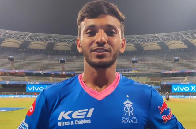 IPL 2021 : राजस्थान रॉयल्स के इस खिलाड़ी के पिता है अस्पताल में भर्ती, अपनी पुरी कमाई लगा देंगे पिता के इलाज में..-Hindi News