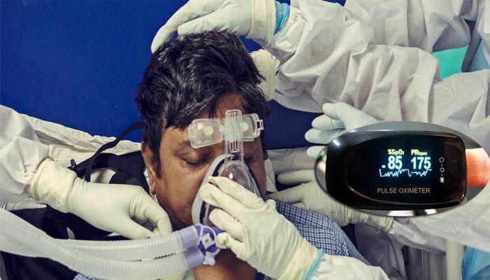 एक तो वायरस, ऊपर से ऑक्सीजन की कमी!-Hindi News