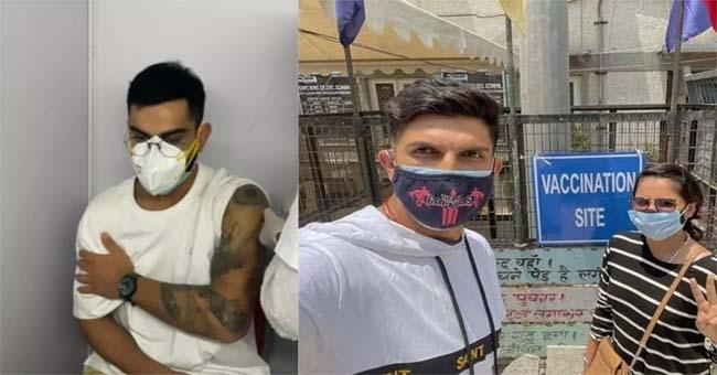 Corona Vaccine : विराट कोहली और इशांत शर्मा ने लगवाया टीका,IPL की इस टीम ने दिये 30 करोड़-Hindi News