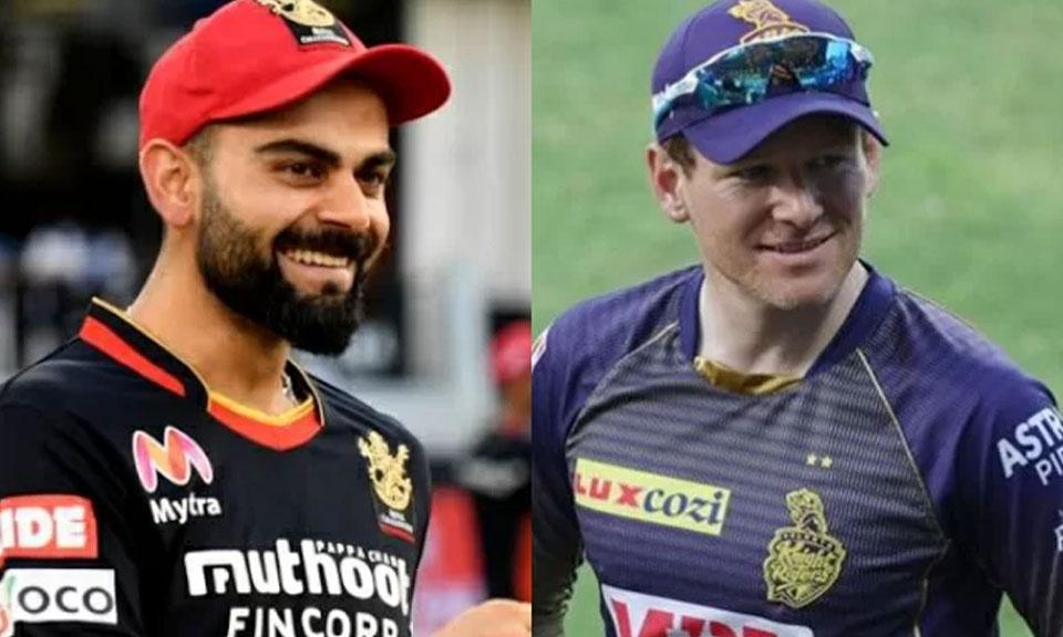 IPL-14 : (KKR vs RCB) लीग के 30वें मैच में कोलकाता के कमिंस के सामने होंगे बेंगलोर के मैक्सवेल और डीविलियर्स-Hindi News