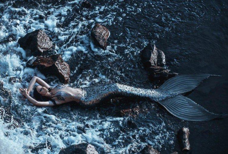 UK में एक शहर में मिला जलपरी का कंकाल, कंकाल का आकार इंसान की तरह-Hindi News