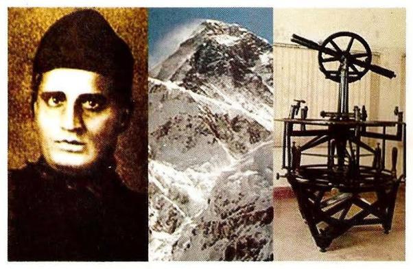 क्या Mount Everest का नाम राधानाथ सिकदार होने जा रहा है?-Hindi News