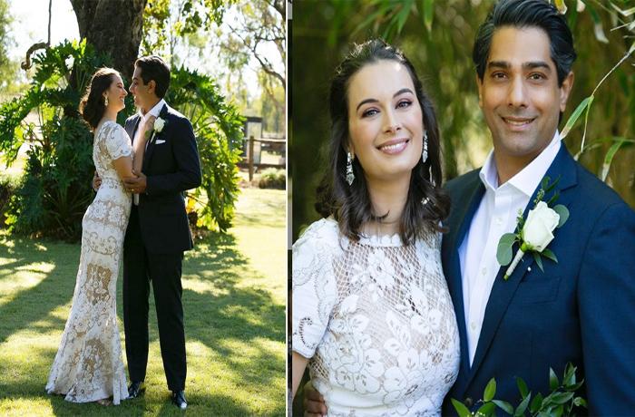Bollywood एक्ट्रेस Evelyn Sharma ने बॉयफ्रेंड के साथ की शादी, काफी समय से एक-दूसरे को कर रहे थे डेट-Hindi News