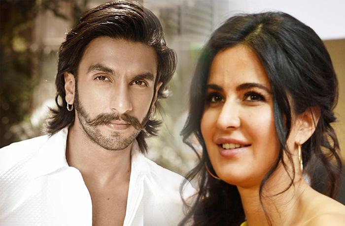 बड़े पर्दे पर रोमांस करते दिखाई देंगे Katrina और Ranveer Singh, पहली बार एक साथ होगी ये जोड़ी-Hindi News
