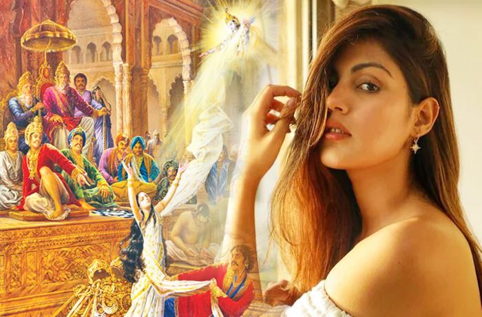 'द्रौपदी' के किरदार में नजर आएगी Rhea Chakraborty, मिला बड़े बजट की फिल्म का ऑफर-Hindi News