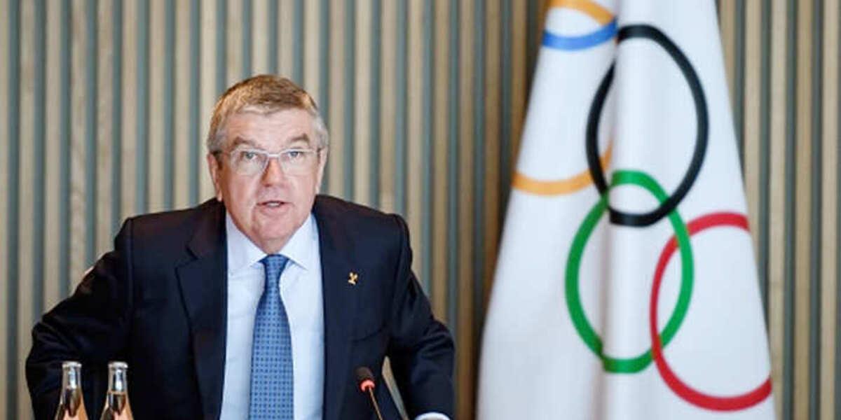 अंतरराष्ट्रीय ओलंपिक समिति के अध्यक्ष की फिसली गई जुबान, जापानियों को बता दिया चीनी-Hindi News