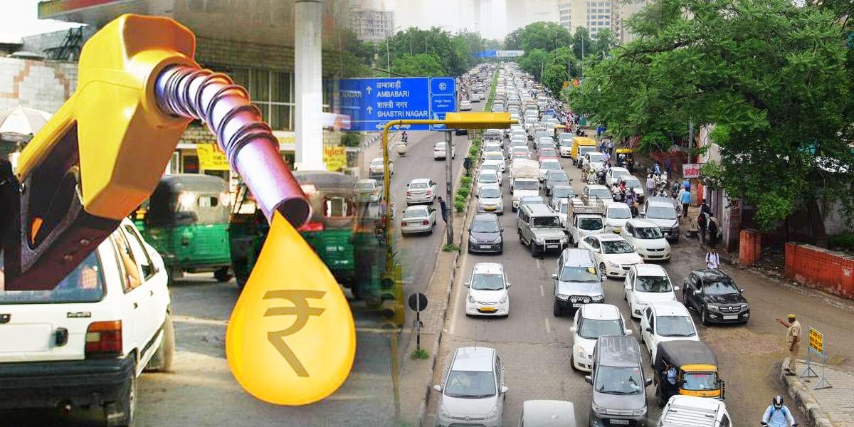 Petrol के दामों ने फिर भरी उड़ान, दिल्ली में शतक से एक कदम दूर, जानें आज के ताजा भाव-Hindi News